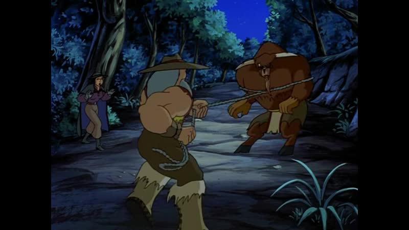 Зорро 1997 1x04 Зверь внутри Zorro 1997 FilmStrore Group