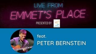 Live From Emmet's Place Vol. 61 - Peter Bernstein