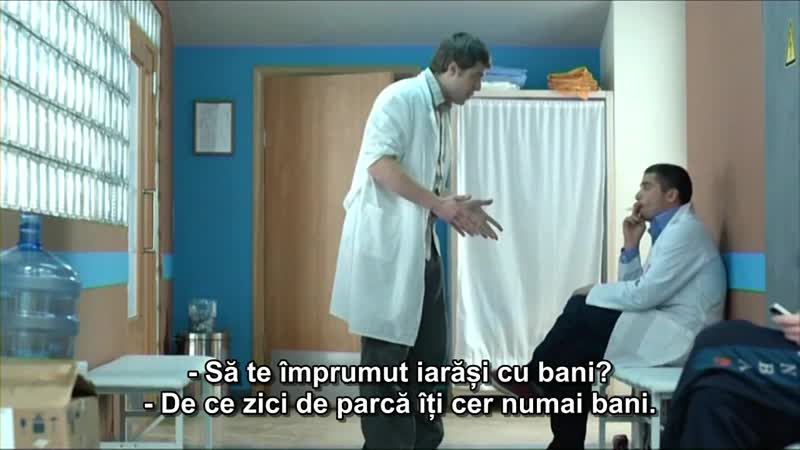 Medicii interniști Интерны 2010 S 1 Ep 4 subtitrat romana