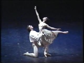 Manon - Act 1 bedroom pas de deux - Alessandra Ferri & Irek Mukhamedov 1992