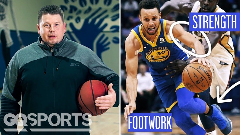 Every Exercise Steph Curry's Trainer Makes Him Do The Assist GQ Sports