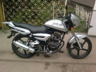 Обзор Мотоцикла Patron Aero 125 F|После покупки