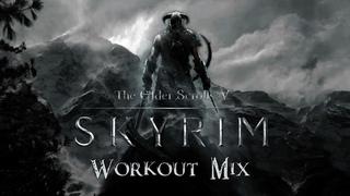 Skyrim - Workout Mix