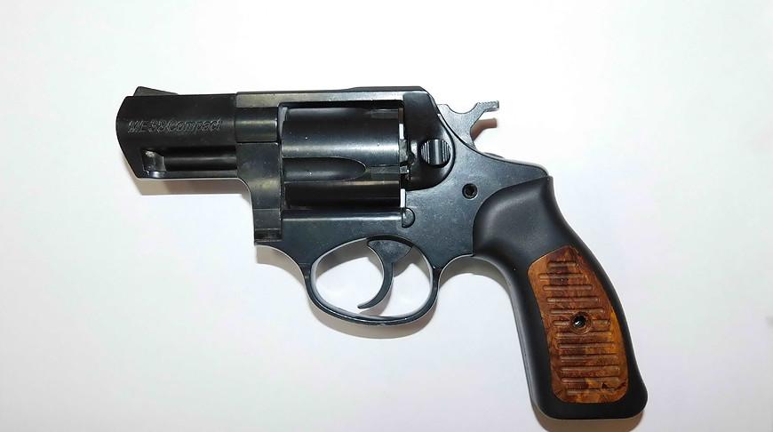 В Брестском районе местные жители нашли пулемет и пистолет