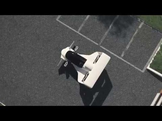 Introducing the J2000 Flying Car