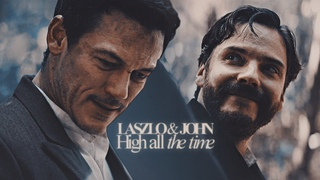 Laszlo & John  • We Could Be The Greatest [The Alienist]