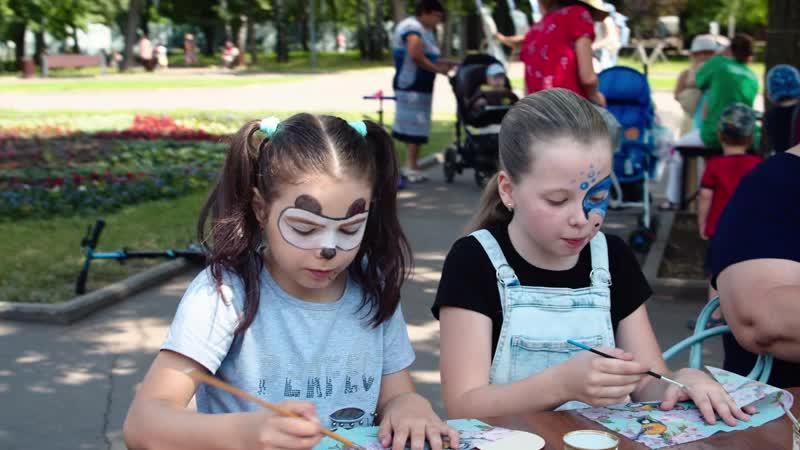 Лето с пользой – Перовский парк