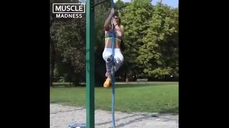 Тренировк Эффектной девушки