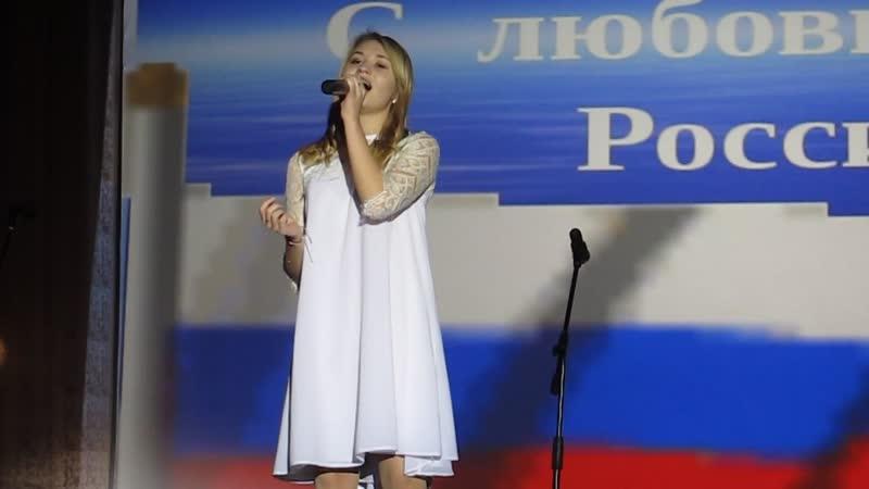 Валерия Турикова. Мир