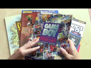 First-Party Nintendo Player's Guides: Game Boy (Part 1 of 2)