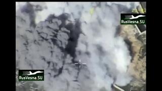 Кровавый провал в Сирии: ВКС России превратили атаку врага в гору трупов и сожжённой техники