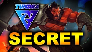SECRET vs TUNDRA -  UPPER DIVISION - DPC EU DREAMLEAGUE S15 DOTA 2