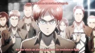 Shingeki No Kyojin Opening 1 [With Lyrics]