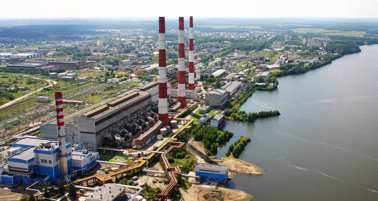 «Красный котельщик» принял участие в оснащении котла-утилизатора Среднеуральской ГРЭС