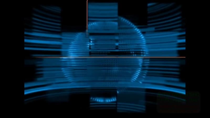 Эволюция заставок информационной-программы Вести