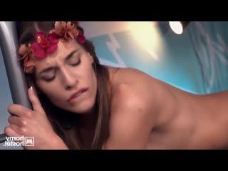 HornyHostel Eveline Dellai Sexy adventurous babe takes a monster BBC- Horny Hostel Letsdoeit MILF Busty Slut - Секс/Порно/Фуллы/