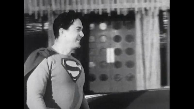 Атомный Человек против Супермена 9 серия (перевод den904)