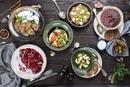 Сочетание вина с блюдами русской кухни