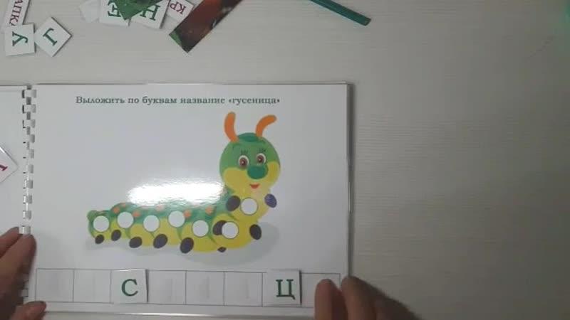 Логическая игра Бабочки для детей от 3 лет