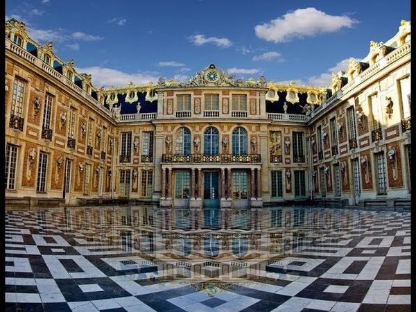 Дворец Версаль Король Солнца
