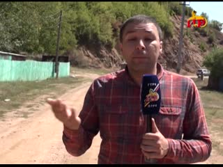 Эксклюзивный репортаж Алана Тибилова о ситуации на границе Южной Осетии ( г.)