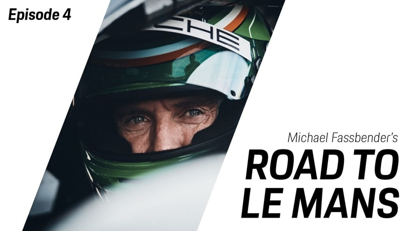 Michael Fassbender Road to Le Mans Season 2 Episode 4 Baptism of fire