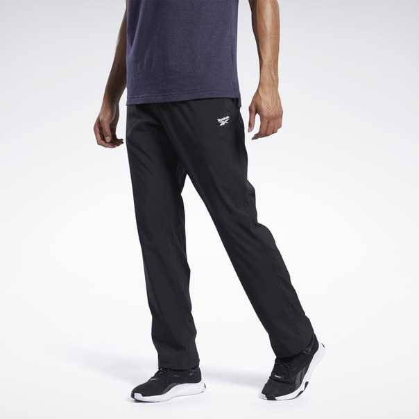 Спортивные брюки Training Essentials Woven Open Hem image 1