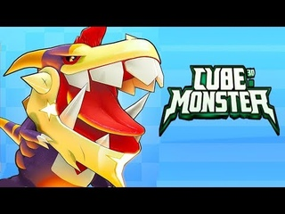 Cube Monster 3D android game first look gameplay español