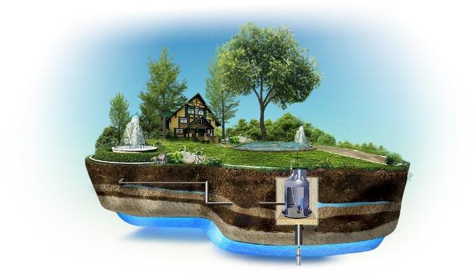 Артезианская скважина — стабильный доступ к питьевой воде, изображение №1