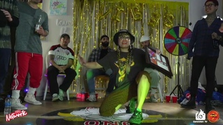Slic Vic/J Rock Vs Victor/Loose Lee - Finals - Drunken Masterz - GenVision x B-Boy Network