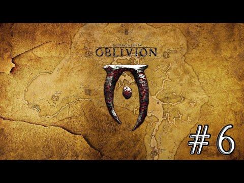 The Elder Scrolls IV: Oblivion ◈ Спасение Кватча и оплошность Джоффри ◈ (6)