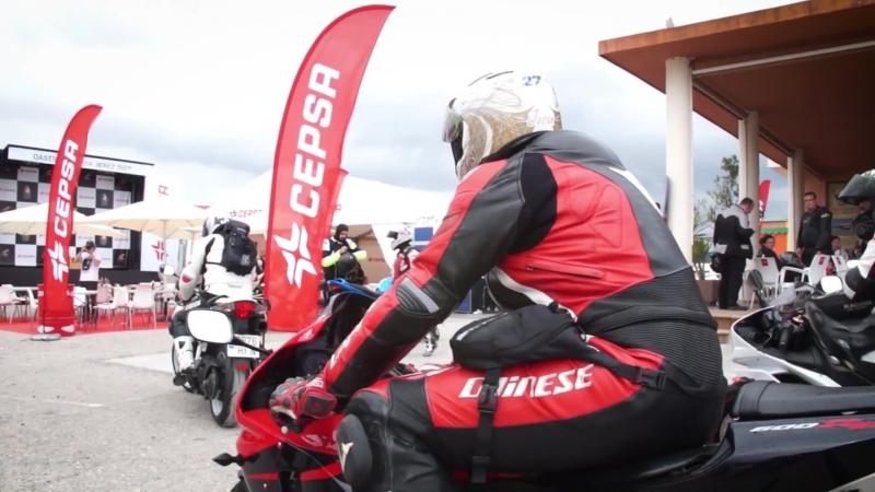 CEPSA - прямо в сердце Вашего мотоцикла